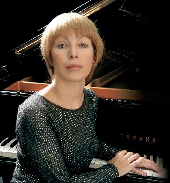 Larissa Belotserkovskaia
