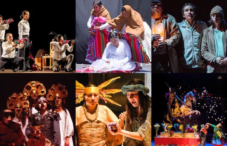 Cusco celebra VI Festival de Artes Escénicas - Lima en escena