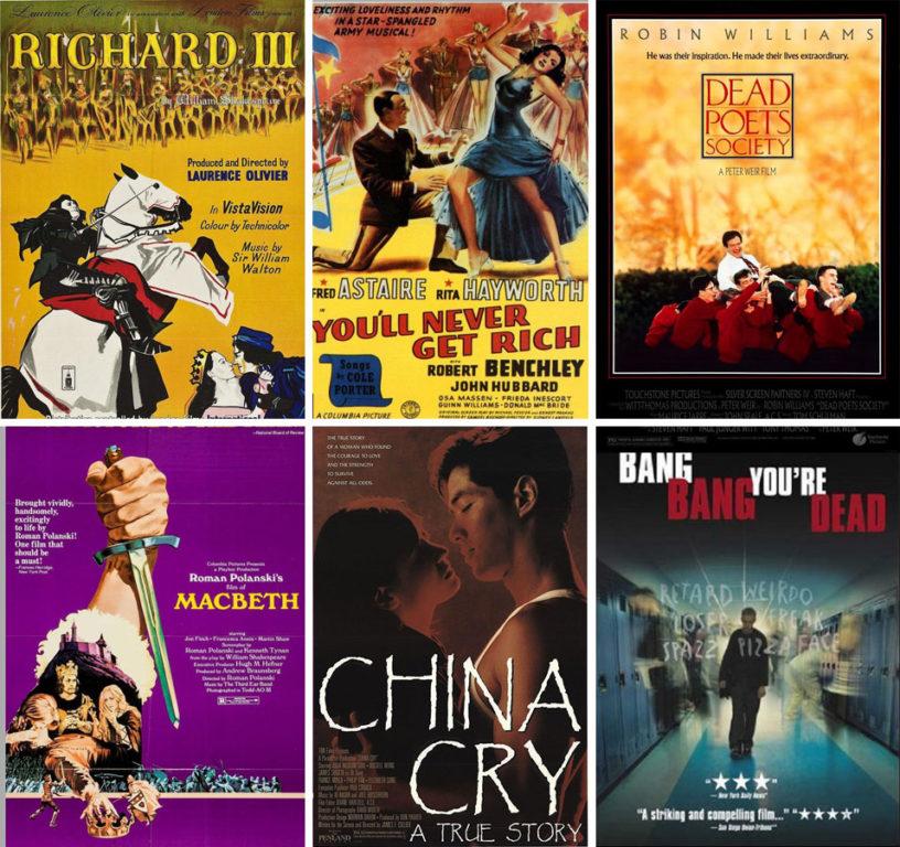 Cine Club Enero del Centro Cultural CAFAE-SE