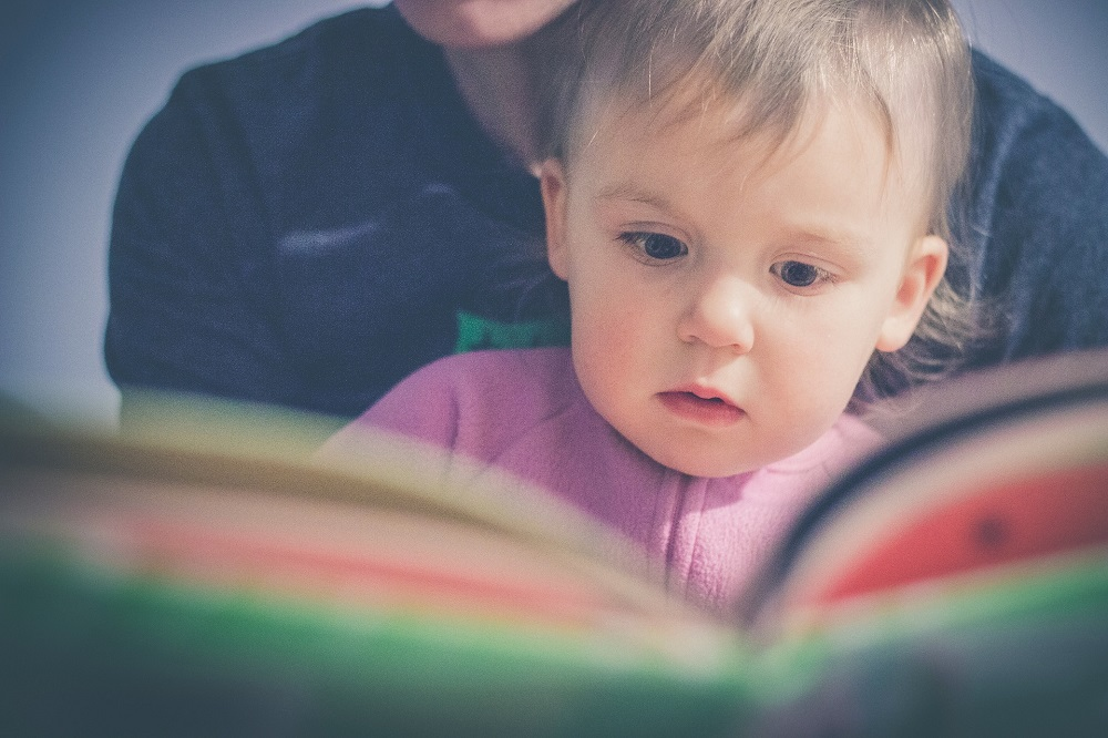 Stories for infants