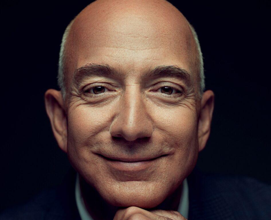Jeff Bezos Copy © John Keatley Redux