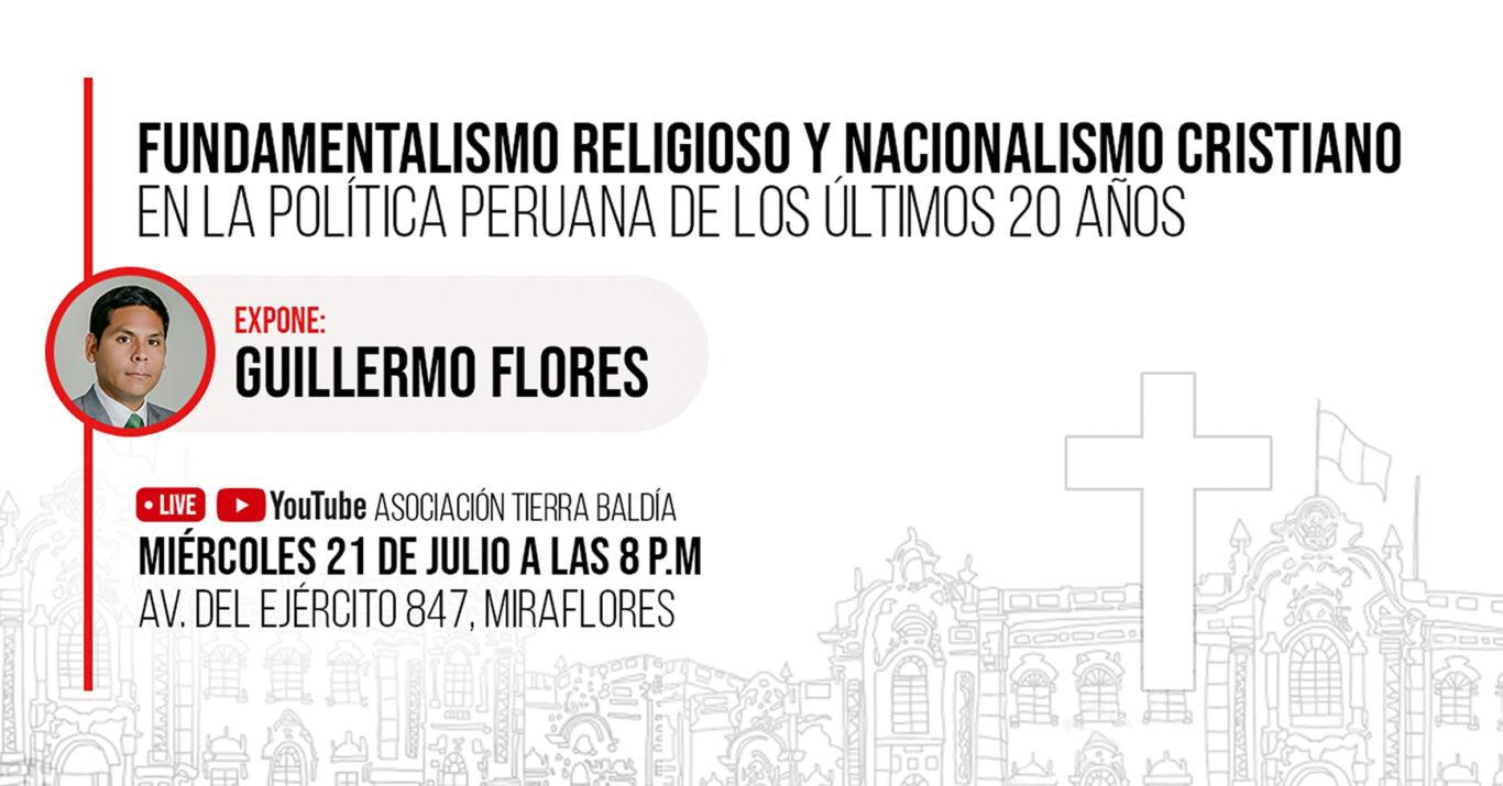 PORTADA Conversatorio sobre religión y política